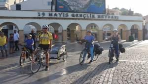 Marmaris'ten Göbeklitepe'ye Bisiklet İle Gelecekler