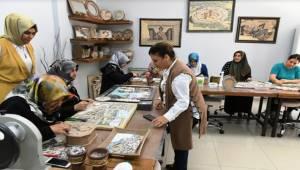Mozaik Sanatı Şanlıurfa'da Yaşatılıyor