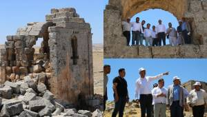 Nemrud'un Tahtı Turizme Kazandırılıyor