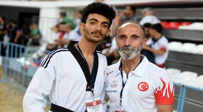 Ömer Özeren Türkiye Üçüncüsü Oldu