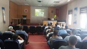 Şanlıurfa'da Kaza ve Ölüm Vakaları Azaldı