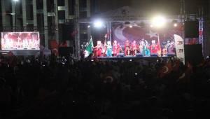 Şanlıurfa'da Şiirler Vatandaşları Ağlattı