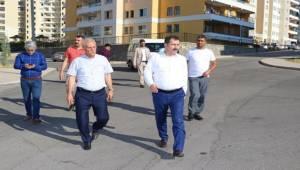 Seyrantepe'de Sorunların Çözümü Talimatı Verdi