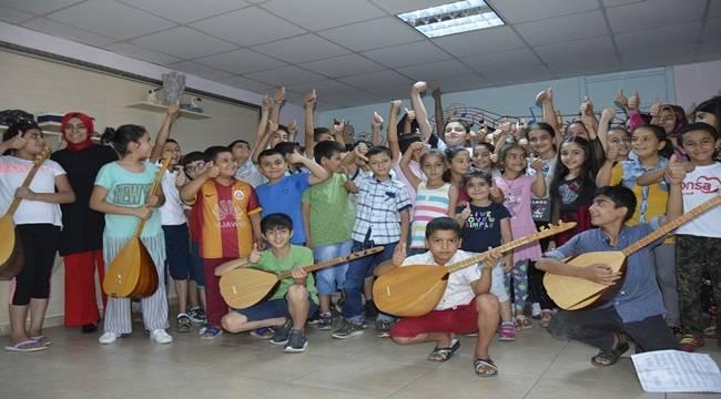 Siverek'te 130 Öğrenci Yaz Kurslarına Kayıt Yaptırdı