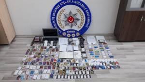 Siverek'te Pos Tefecilerine Operasyon 12 Gözaltı