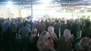 Siverekli Hacı Adayları Kutsal Topraklara Uğurlandı