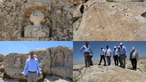 Soğmatar Antik Kenti Turizme Kazandırılıyor