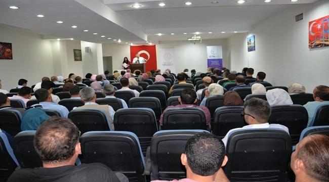Suriyeli Eğiticilerin Uyum Programı Başladı