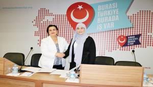 Trabzonlu Kadınlar İle Kardeş Kurul Protokolü İmzalandı