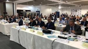 Uclg-Mewa Ortak Konsey Toplantısı Sona Erdi