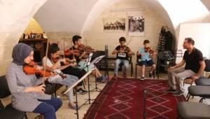 Urfa'da Müzik Kurslarına Yoğun İlgi