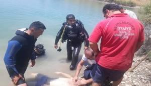 Urfalı Genç Malatya'da Boğuldu