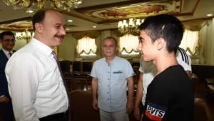 Urfalı Şampiyon Türkiye'yi Temsil Edecek