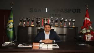 Urfaspor Başkanından Flaş Açıklamalar