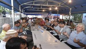 Vali Demirtaş'tan Şehit Aİlesine Taziye Zİyareti
