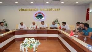 Viranşehir Belediyesi İhaleleri Kamuya Açtı