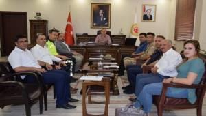 Viranşehir'de Trafik Değerlendirme Toplantısı Yapıldı