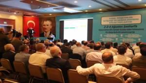 Başkanlar Urfa'da Deneyimlerini Paylaştı Soruları Cevapladı