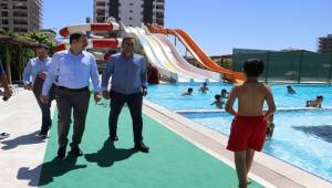 Baydilli Gençleri Aqua Park'a Davet Etti