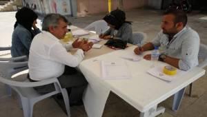 Haliliye Belediyesi Anket Çalışması Başlattı