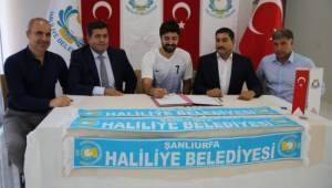 Haliliye Belediyespor'dan transfer atağı