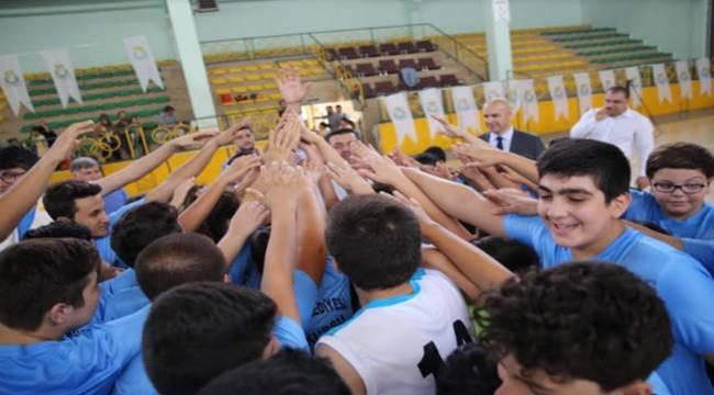 Haliliye'de Yaz Spor Kursları Başladı