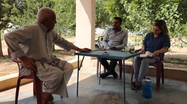 Harran'da 119 Mahalleye Özel Ekip