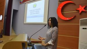 Harran Üniversitesinde Bütçe Konularında Eğitim Verildi