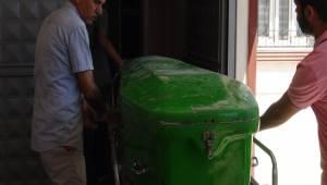 Maşuk'ta Boş Arazide Ceset Bulundu