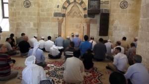 Pazar Camii İbadete Açıldı