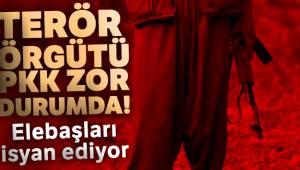 PKK/KCK terör örgütü zor durumda