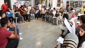 Resim Atölyeleri Eğitime Katkı Sağlıyor