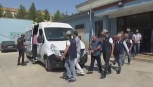 Şanlıurfa'da 10 PKK'lı Tutuklandı