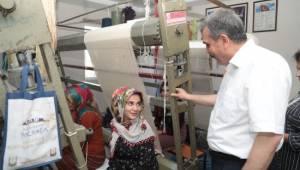 Şanlıurfa'da gençlere ve kadınlara yönelik projeler artacak