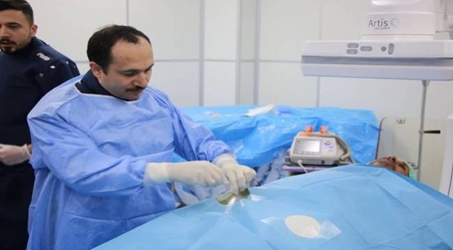Urfa'da Sağlıkta Büyük Adım