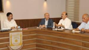 Şanlıurfa'da zabıta amirleri değerlendirme toplantısı yaptı