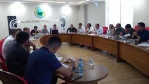 Şanlıurfa Turizm Konseyi Alt Yapıyı Değerlendirdi