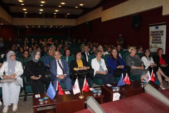 Şanlıurfalı girişimci kadınlar Trabzon'da buluştu