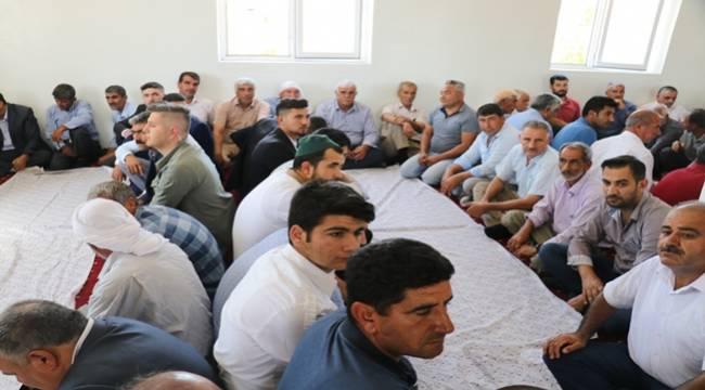 Suruç'ta Husumetli Aileler Barıştırıldı