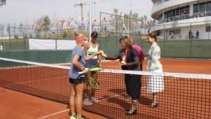 Tenis şampiyonası başlıyor