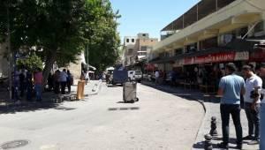 Urfa Merkez'de Canlı Bomba Yakalandı