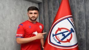 Yasin Ozan Altınorduspor'a Transfer Oldu