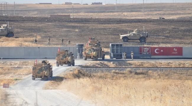 ABD ile Türkiye'nin ikinci ortak kara devriyesi