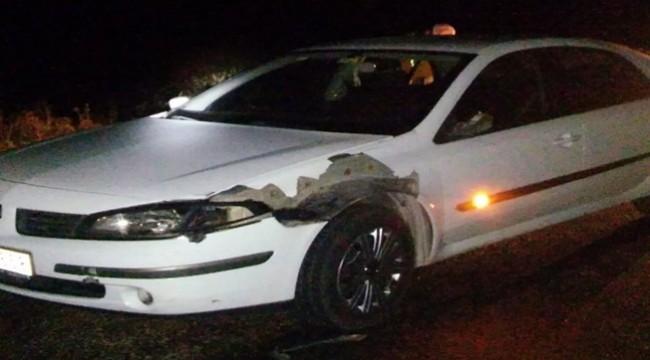 Adıyaman'da otomobilin çarptığı yaya hayatını kaybetti