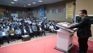 Ak Parti Şanlıurfa'da Danışma Meclisi Toplantısı Yapıldı