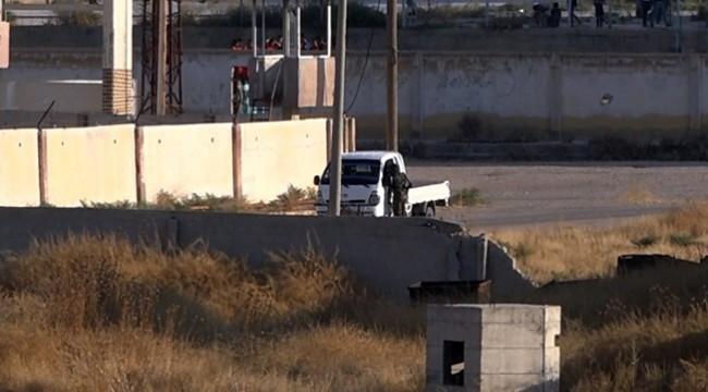Akçakale Sınırında Teröristler Gözlendi