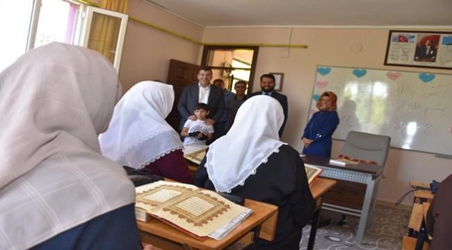 Anne Çocuk Elele Haydi Kur'an Öğrenmeye