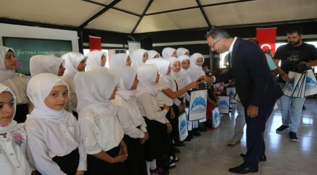 Başkan Kuş Dereceye Giren Öğrencilerle Buluştu