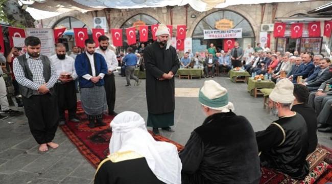 Beyazgül Ahilik Kültürü Haftası Etkinliklerine Katıldı