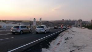 Çevik Kuvvet Köprülüğü Kavşağı Trafiğe Açıldı